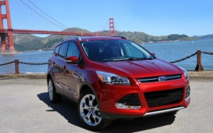 2013 Ford Escape (automobilemag.com)