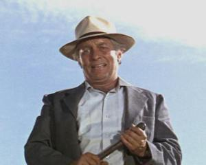 Captain - Cool Hand Luke - Strother Martin