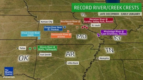 Record Crest Map Dec 2015-Weather Channel